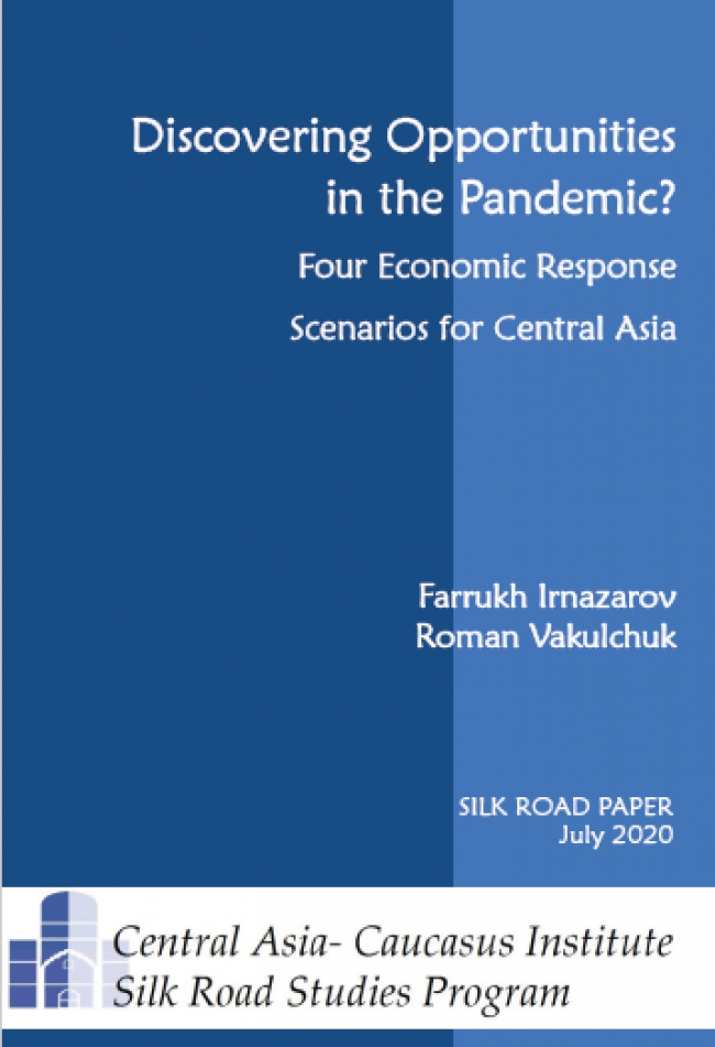 Discovering Opportunities in the Pandemic? Four Economic Response Scenarios for Central Asia